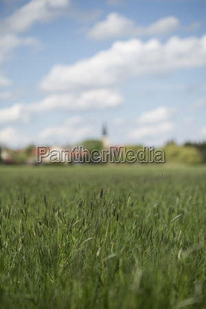 nube brandenburgo alemania al aire libre
