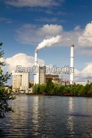 humo fumar medio ambiente industria nube