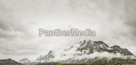austria anif ladera de la montanya