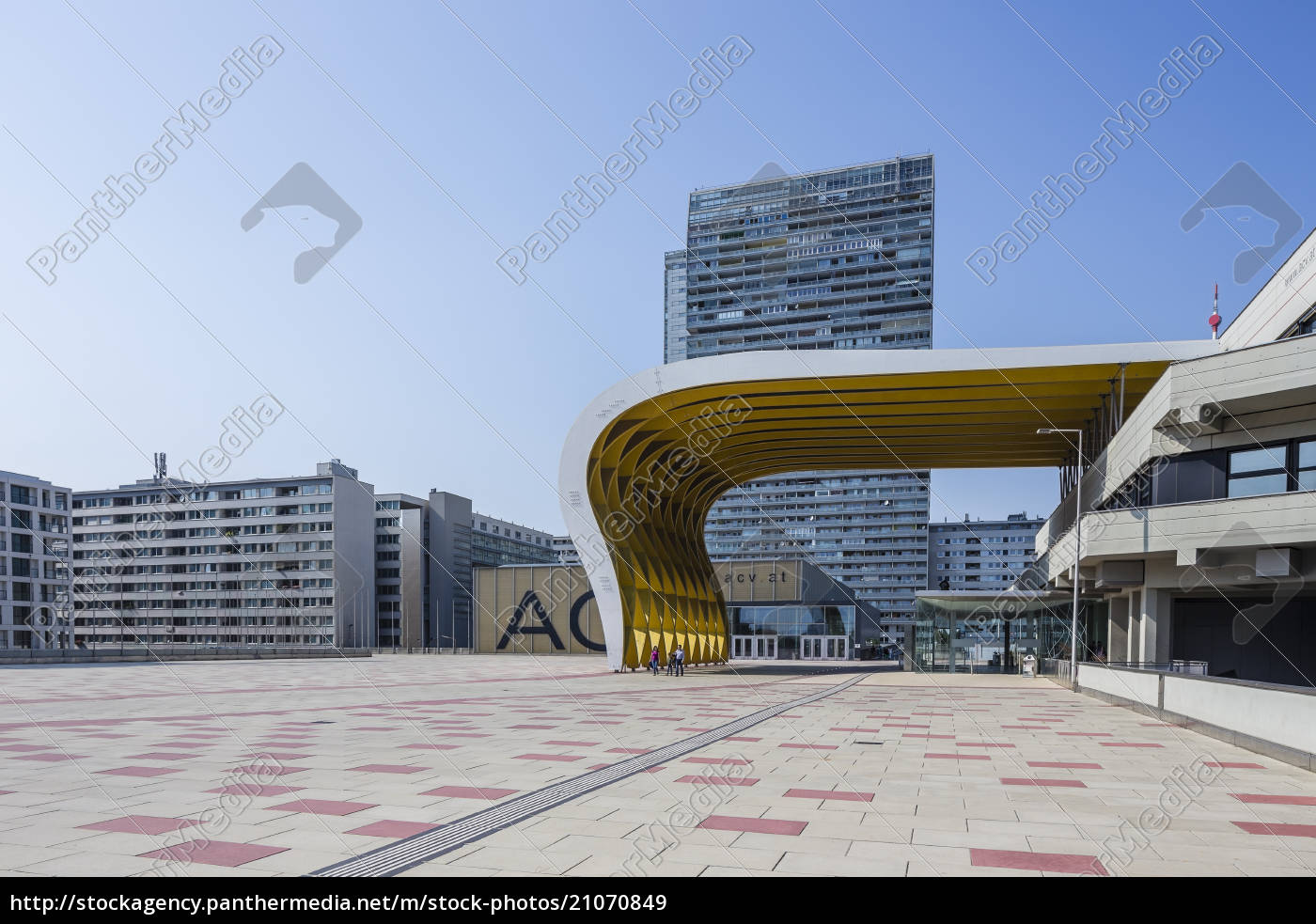 austria, , vienna, , donau, city, , austria, center - 21070849
