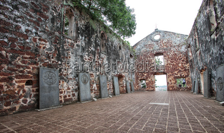 paseo viaje historico religion iglesia malasia