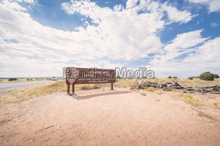 usa utah canyonlands national park entrance