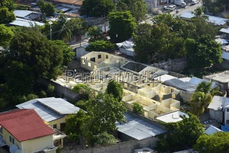 haiti puerto principe reconstruccion de una