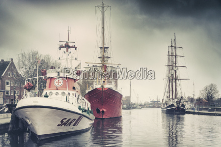 germany emden museum ships in the