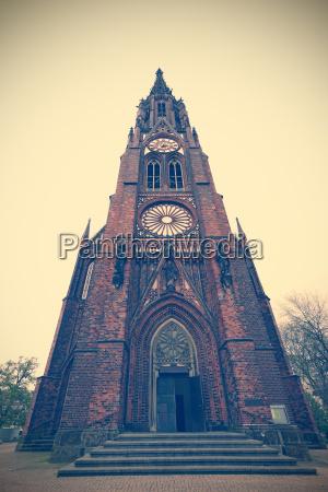 torre paseo viaje religion iglesia alemania