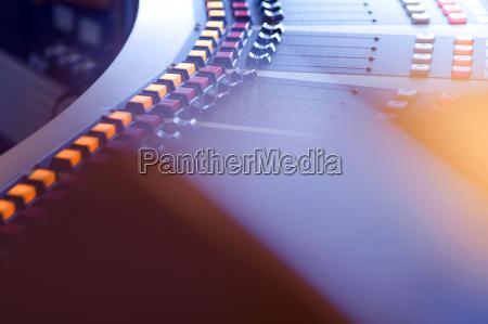 musica sonido estudio alemania borroso boton