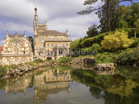 portugal palacio hotel do bucaco