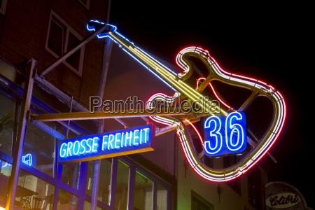 alemania hamburgo club de musica grosse