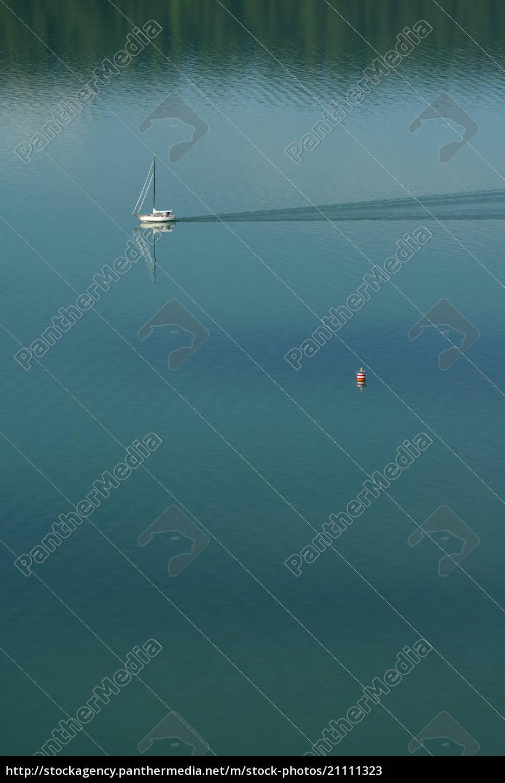alemania, barco, de, vela, y, marca, de - 21111323