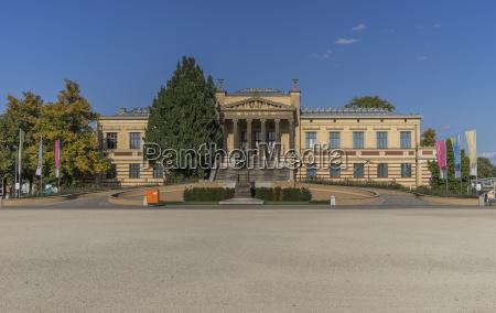paseo viaje museo alemania al aire