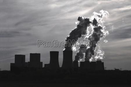 alemania brandeburgo jaenschwalde power station