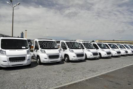 industria trafico nube vehiculo alemania al