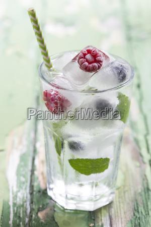 vidrio vaso hoja frio verano veraniego