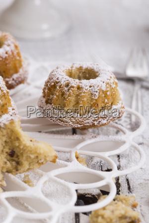 pequenyas tortas del anillo de tuerca
