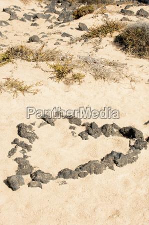 paseo viaje piedra playa la playa