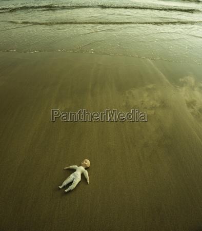 perdido playa la playa orilla del