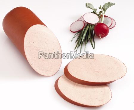 salchicha de jamon