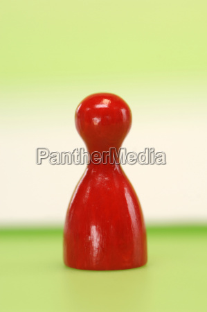 juego juega ver cono figurilla rojo
