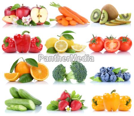 frutas y verduras coleccion frutas manzana