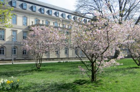 europa primavera hanover landeshauptstadt el norte