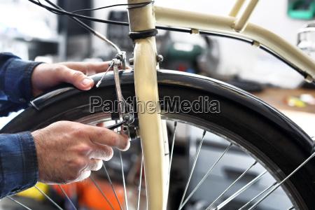 revision tecnica de la bici escasez
