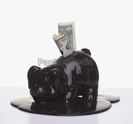 naturaleza muerta dolar dolares industrializacion enorme