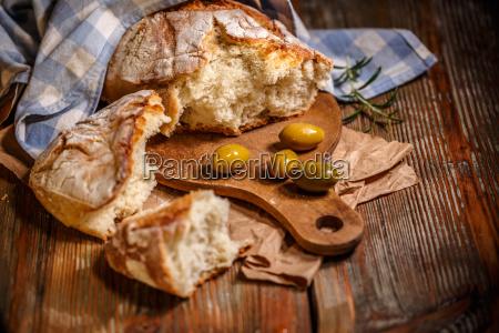pan, blanco, tradicional - 22649517