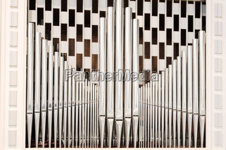 iglesia sonido plata organo perpendicular silbato