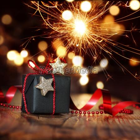 sparkling christmas surprise