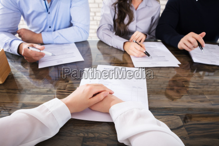 entrevista trabajo reclutamiento plan de estudios