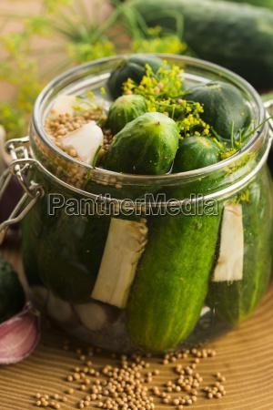 vidrio vaso comida sal especia especias