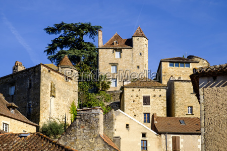 puy leveque lot quercy france europe