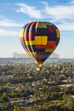 hot air balloon encinitas california united