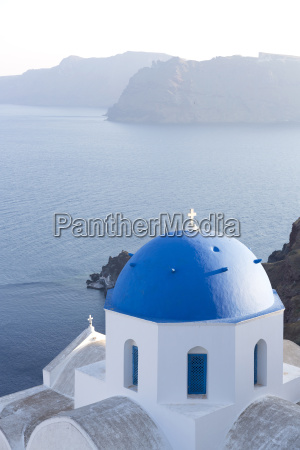 azul paseo viaje arquitectura religion iglesia