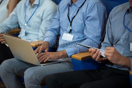 mujer seminario portatil computadoras computadora ordenador