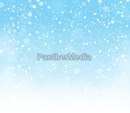 resumen de la nieve tema fondo