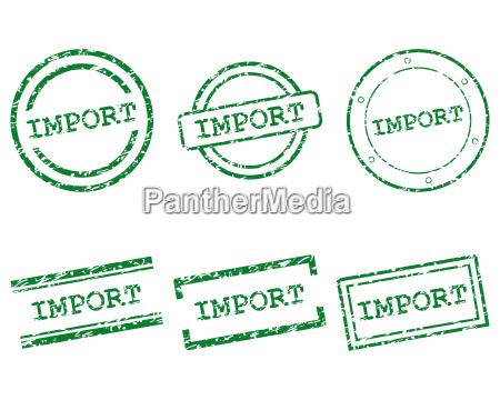 disenyo grafico verde cartas fuente ilustracion
