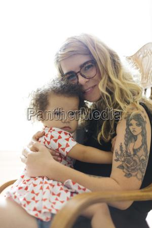 retrato de madre e hija 12