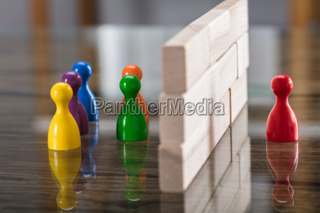 azul madera separados proteger caja pecho