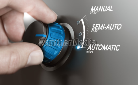 automatic testing or manufacturing processes automation