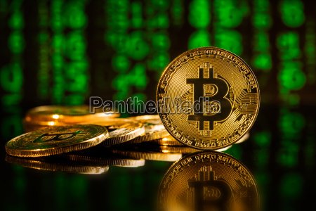 bitcoins dorados criptomoneda