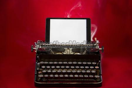 humo fumar viejo nostalgico maquina de