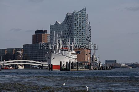 puerto alemania hamburgo puertos estilo de