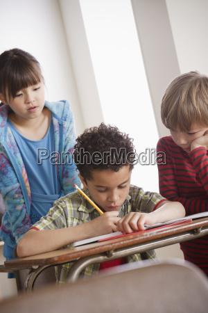 three children 6 7 8 9