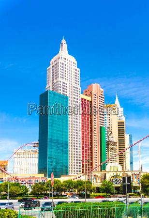azul torre paseo viaje ciudad ocio