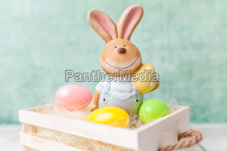 fiesta semana santa decoracion tradicion conejo