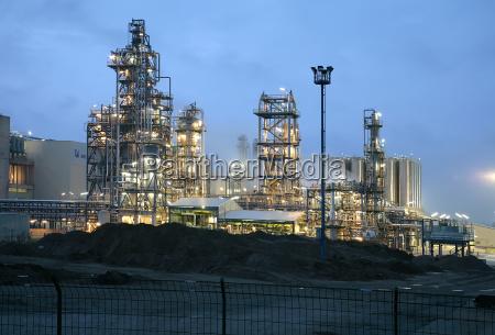 ol refineria en viena schwechat de