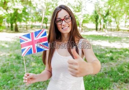 english language learning student