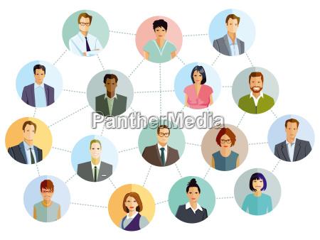cooperacion y asociacion conexion internacional