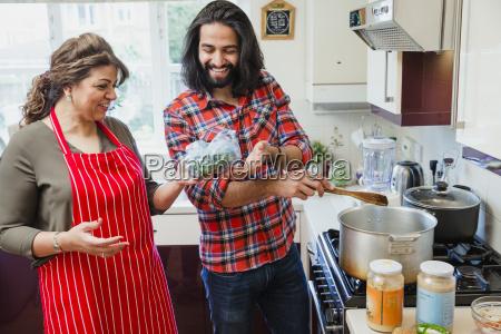 risilla sonrisas jugueton los cocineros cocina